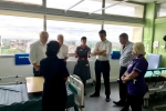 Visit to Hillingdon Hospital